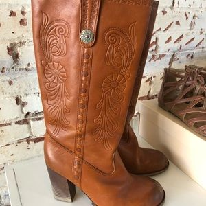 ALDO Cowgirl boots